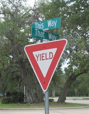 Image: This Way, That Way