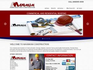 maximum-construction