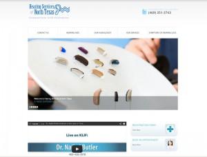 New Medical Audiology Website