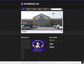 This commercial electrical services company wanted to have a simple, clean web presence to make it easy for potential customers to contact them via web  ...