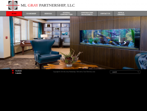 This construction management company was ready for an updated web presence and Your Web Guys was happy to assist them by setting up a responsive  ...