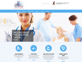 Extra Healthcare Services is a healthcare staffing company that focuses on the assisting with the rising demand for nursing staff.  Your Web Guys put  ...
