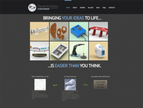 Your Web Guys customized a new site to fit the needs of this unique 3D Modeling company. Based on a content management system with  ...