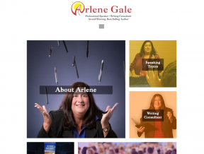 This up and coming, award-winning author and lifestyle speaker was in need of a site redesign and Your Web Guys was chosen to help her  ...
