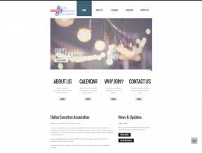 The Dallas Executive Association was ready for an improved, modern and responsive web design for their website and Your Web Guys delivered by customizing their  ...