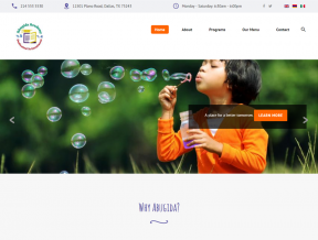 Your Web Guys helped Abugida Academy set up a brand new responsive web design for their website based on a content management system that is  ...