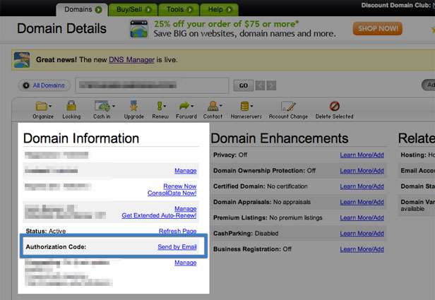 What happened with GoDaddy? :: Your Web Guys
