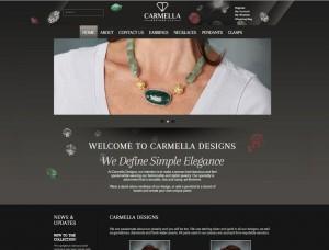 Carmella Designs Screenshot