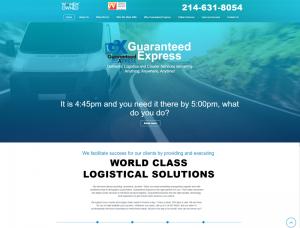 Guaranteed Express Screenshot